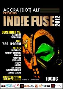 INDIE FUSE 2012